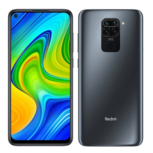 Xiaomi Redmi Note 9 - Black 4+128GB