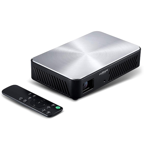 VIVIBRIGHT J10 Mini DLP Projector - Silver