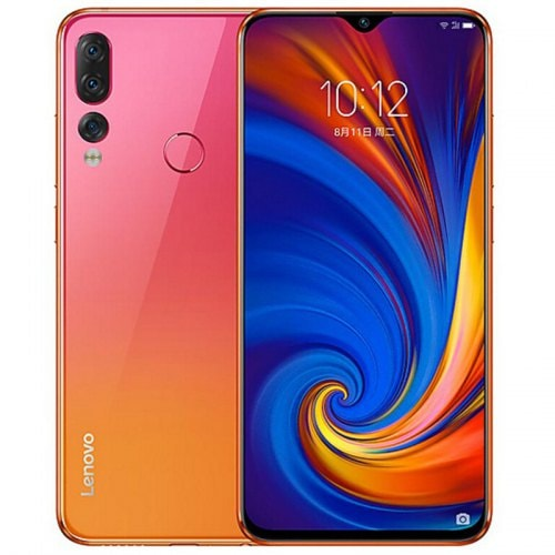 Lenovo Z5s 4G Phablet 6GB RAM 64GB ROM International Version - Tangerine