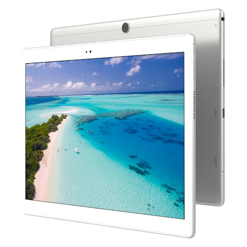 Alldocube X Neo Snapdragon 660 4GB RAM 64GB ROM 10.5 inch Super Amoled Android 9.0 Dual 4G LTE Tablet - Silver