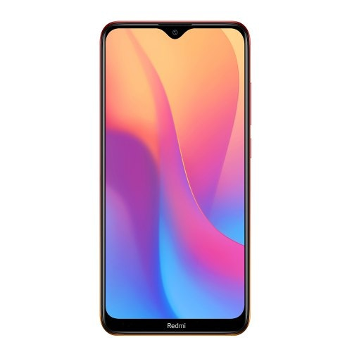 Xiaomi Redmi 8A 2+32GB Sunset Red EU - Red EU Plug