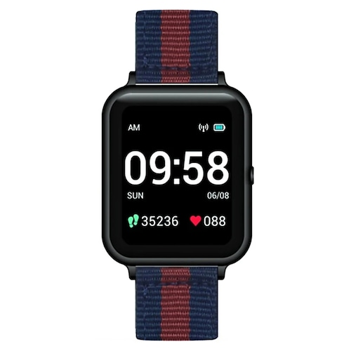 Lenovo S2 1.4 inch Full Touch Screen Smart Watch