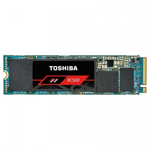 TOSHIBA RC500 500G SSD M.2 Interface Solid State Drive for Desktop Laptop