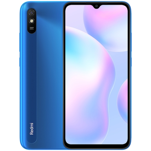 Xiaomi Redmi 9A 4G Smartphone 6.53 inch HD+ DotDrop Display 5000mAh Battery 13MP AI Rear Camera 2GB+32GB EU Version - Sky Blue 2GB+32GB