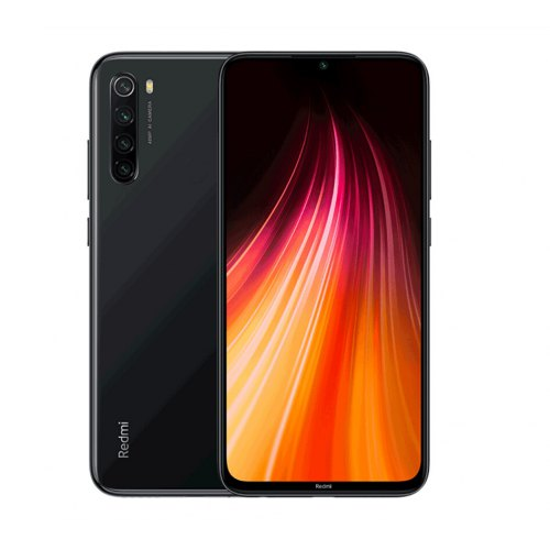 Xiaomi Redmi Note8 Global Version 4+64GB Space Black EU