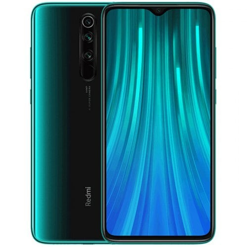 Xiaomi Redmi Note8 Pro Global Version 6+128GB Forest Green EU