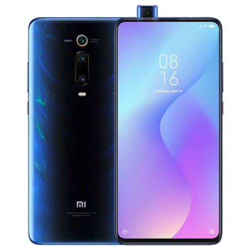 Xiaomi Mi 9T 4G Phablet 6.39 inch Global Version - Blue