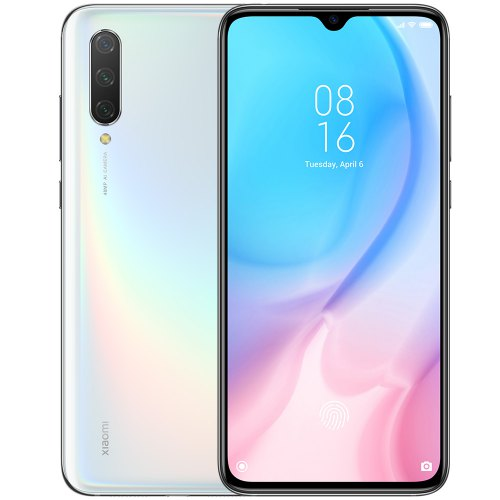 Xiaomi Mi 9 Lite 4G Phablet 6GB RAM 128GB ROM Global Version - White