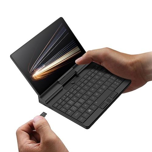 One Netbook A1- Black 8+512GB