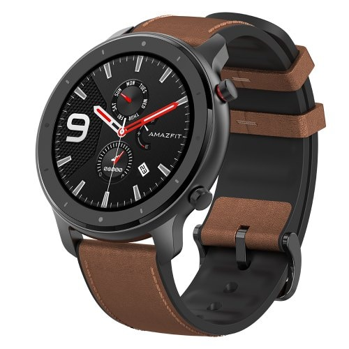AMAZFIT GTR 47mm Smart Watch 24 Days Battery Life 5ATM Waterproof Global Version ( Xiaomi Ecosystem Product )
