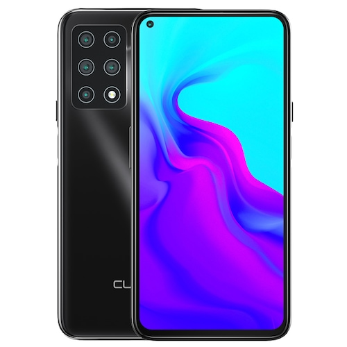 Cubot X30 4G Smartphone 48MP Five Camera 32MP Selfie NFC 6.4 inch FHD + Fullview Display Android 10 Helio P60 Global Version - Black 8GB+256GB