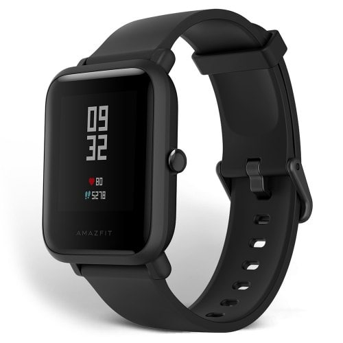 AMAZFIT Bip Lite Smart Watch ( Xiaomi Ecosystem Product ) - Black