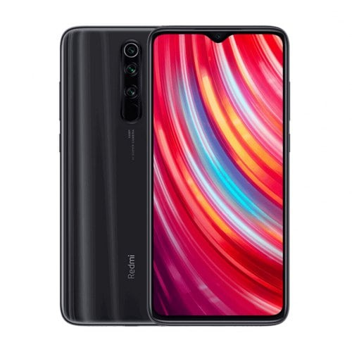 Xiaomi Redmi Note8 Pro Global Version 6+128GB Mineral Grey EU - Gray 6+128GB