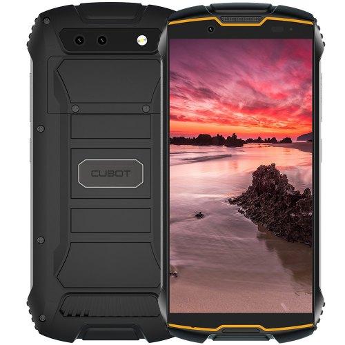 Cubot KINGKONG MINI 4G Smartphone 4.0 inch Android 9.0 MT6761 Quad Core 3GB RAM 32GB ROM 13.0MP Rear Camera 2000mAh Battery Global Version - Orange
