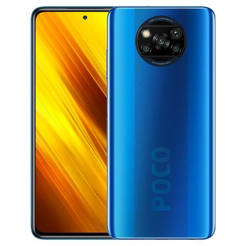 Xiaomi POCO X3 - Blue 6+64GB