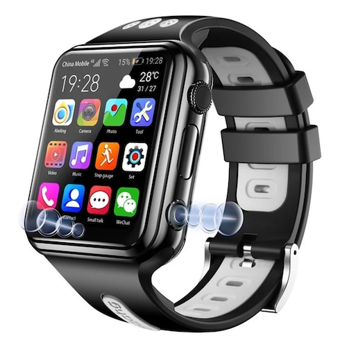 Gocomma W5 (H1-C-ALADENG) 4G GPS WiFi Location Smart Watch Phone