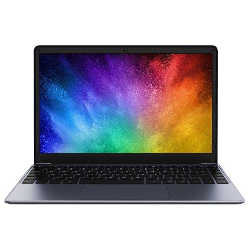 CHUWI HeroBook Pro 14.1 inch Laptop Intel Gemini Lake N4000 Intel UHD Graphics 600 8GB LPDDR4 RAM 256GB SSD Notebook - Gray EU Plug