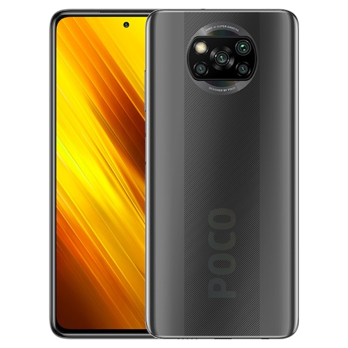 Xiaomi POCO X3 - Gray 6+64GB