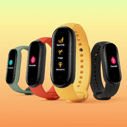 Xiaomi Mi Band 5 - Black Global Version