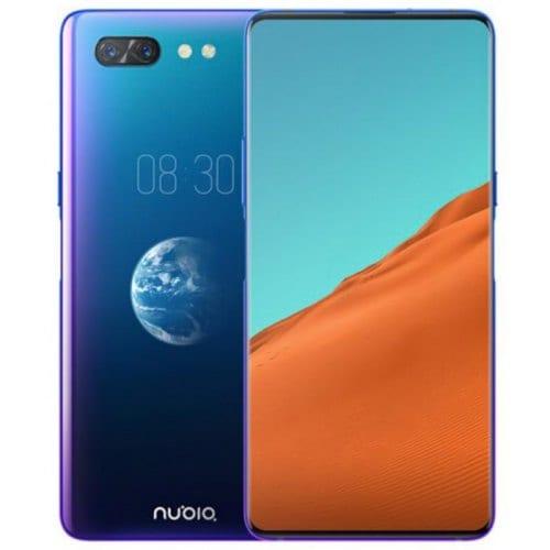 gearbest Nubia X Snapdragon 845 SDM845 2.8GHz 8コア