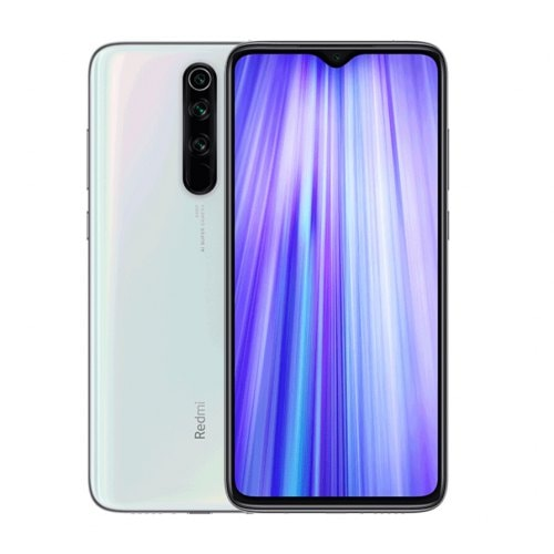 Xiaomi Redmi Note8 Pro Global Version 6+128GB Pearl White EU - White 6+128GB