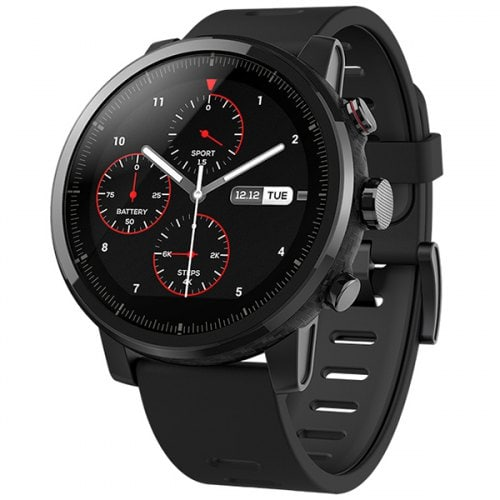 AMAZFIT Stratos / Pace 2 Smartwatch Global Version - Black