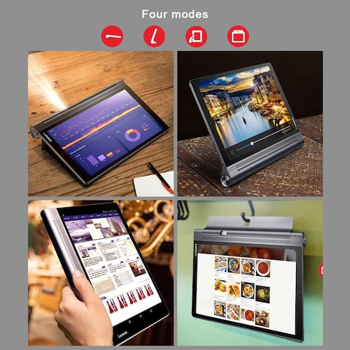 10.1 inch 4GB RAM 64GB ROM Android 6.0 Original Lenovo YOGA Tab3 Pro-X90Y Intel Atom x5-Z8550 Quad Core Tablets PC 2560 x 1600 - standard package