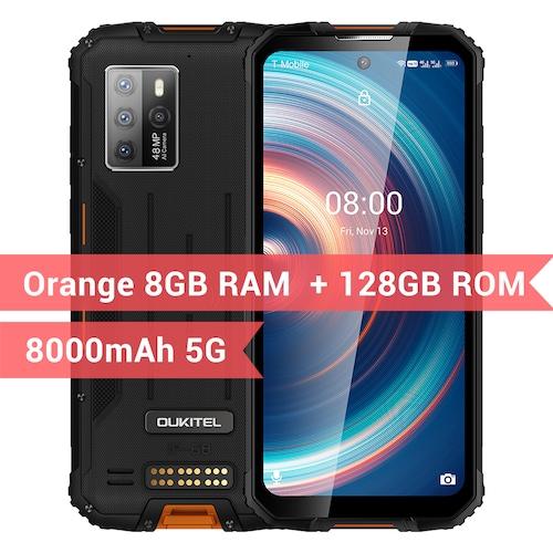 OUKITEL WP10 5G Rugged SmartPhone Global Version