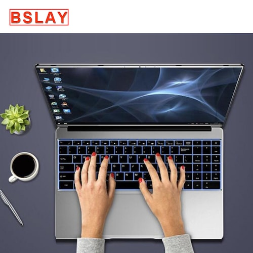 15.6 inch 12G RAM 1TB 512GB 256GB 128GB SSD ROM With Full size keyboard 1920 x 1080 Screen Laptop - 12G RAM 512G SSD
