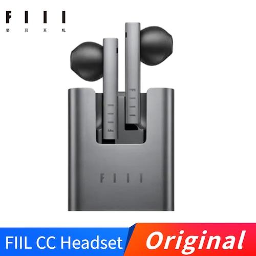 FIIL CC TWS Wireless Bluetooth Earphones Noise Reduction Sport Headphone from Xiaomi Youpin