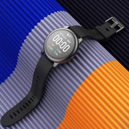New Global Version Haylou Solar Smart Watch 12 Sports Modes IP68 waterproof
