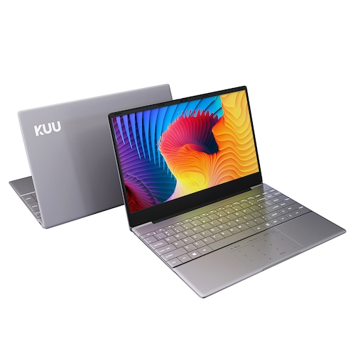 KUU K2S Intel Celeron J4115 Processor 14.1-inch IPS Screen All Metal Shell Office Notebook 8GB RAM Windows 10 128GB/256GB/512GB SSD - 256GB China