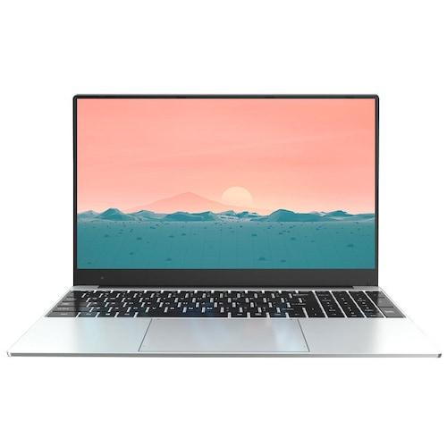 Office Gaming Laptop 12G DRR4 RAM/1024G M.2 SSD Portable Laptop Windows10 System - Silver AMD-Ryzen 7 2700U 12G RAM 512G SSD