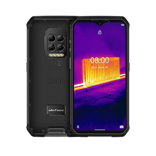 Ulefone Armor 9 Thermal Camera Rugged Phone Android 10