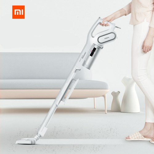 Original Xiaomi Mijia Deerma Mini Hand Held Vacuum Cleaner - DX700white