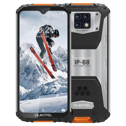 OUKITEL WP6 10000mAh 6.3 inch FHD+ IP68 Waterproof Mobile Phone
