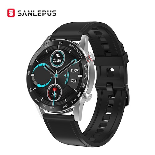 2021 SANLEPUS ECG Smart Watch