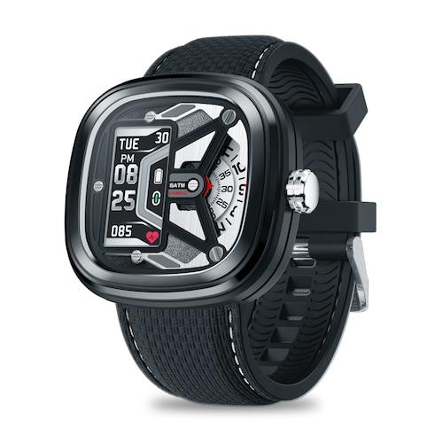 Zeblaze Hybrid 2 Heart Rate Waterproof Smartwatch