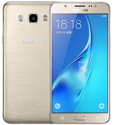 Original Samsung Galaxy J7 J7108 Dual SIM LTE Cell phone