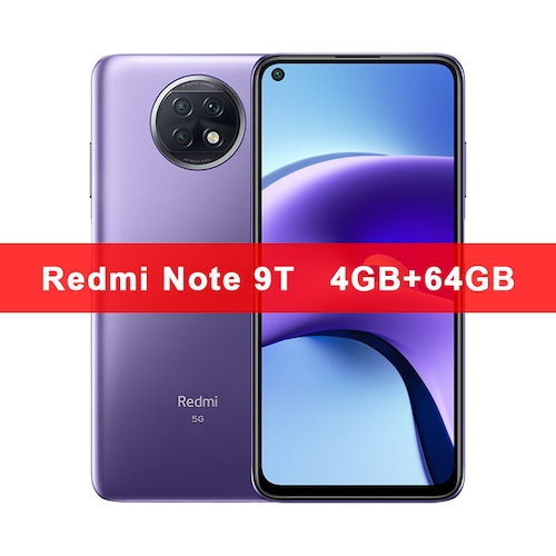 In Stock Xiaomi Redmi Note 9T