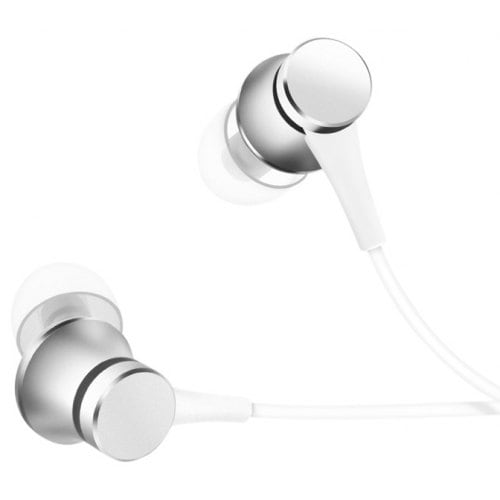 Original Xiaomi Piston In Ear Earphones Fresh Version - Silver