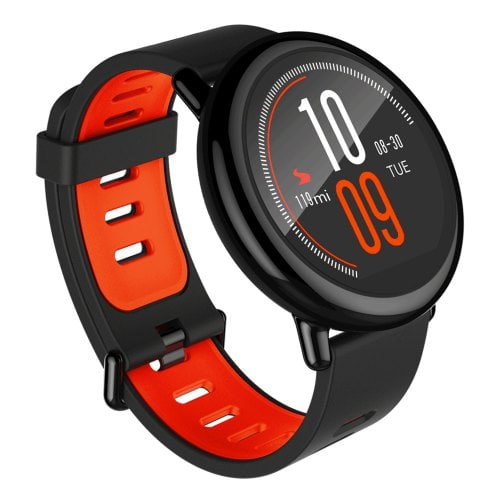 AMAZFIT Pace Heart Rate Sports Smartwatch Global Version ( Xiaomi Ecosystem Product ) - Black Global Version