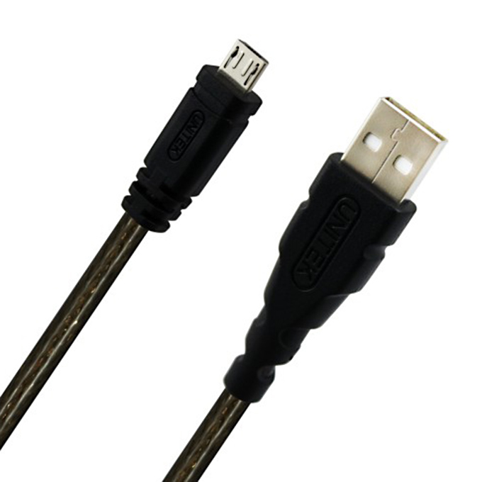 UNITEK Y-C434 USB2.0 A Male to Micro USB Male