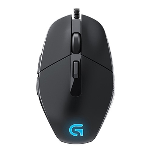 Logitech G302 Daedalus Prime MOBA Wired Optical Gaming Mouse
