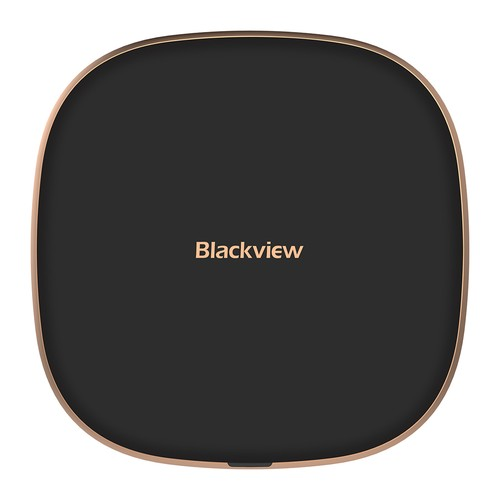 Blackview W1 Wireless Charger 5.0V2A/9V1.67A Output For martphone Fast Charger Wireless Chargring - Random Color