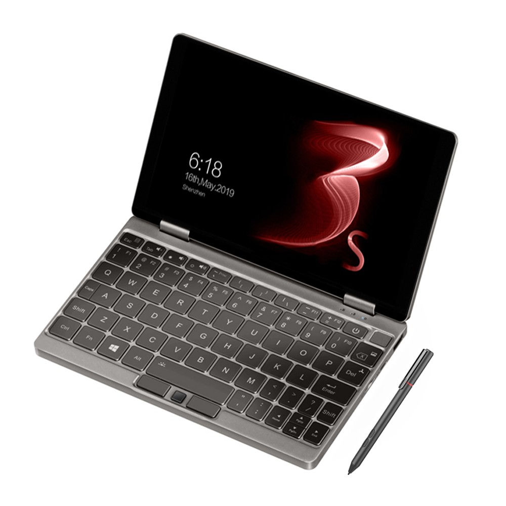 geekbuying ONE-NETBOOK One Mix 3s Core i7-8500Y 4.2GH 2コア