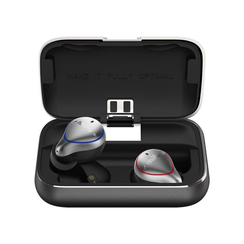 Mifo O5 Bluetooth 5.0 Balanced Armature TWS Earbuds HIFI Sound IPX7 2600mAh Use Independently - Professional Edition