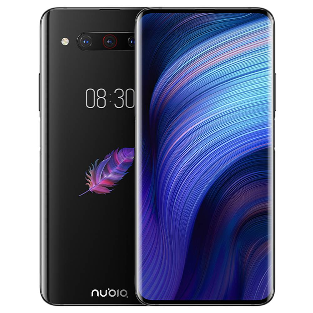 Nubia Z20 NX627J  6GB 128GB  Black