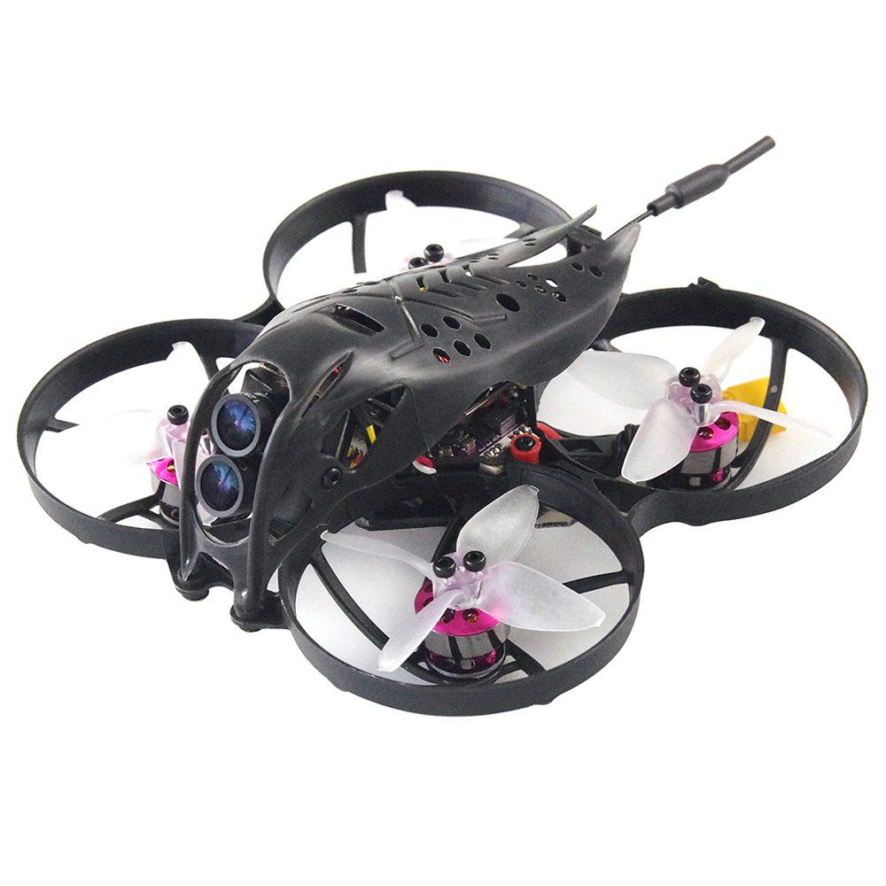 Geelang Hobby X-UFO 85X 4K 3-4S Cinewhoop FPV Racing Drone - TBS Crossfire Receiver