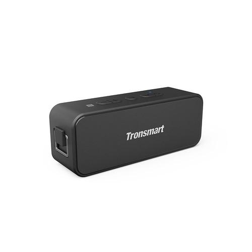 Tronsmart T2 Plus 20W  Bluetooth 5.0 Speaker 24H Playtime NFC IPX7 Waterproof  Soundbar with TWS,Siri,Micro SD